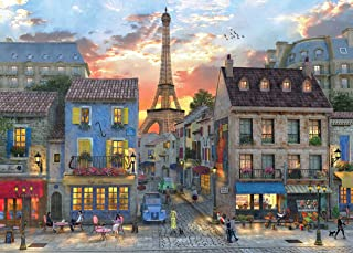Evening in Paris 1000 Piece Jigsaw Puzzle