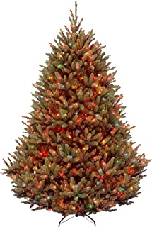 fir vs spruce artificial christmas tree