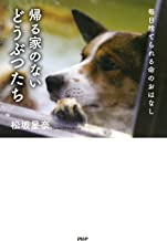 表紙: 帰る家のないどうぶつたち 毎日捨てられる命のおはなし | 松坂 星奈
