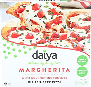 Daiya, Pizza Margherita Dairy Free, 16.3 Ounce