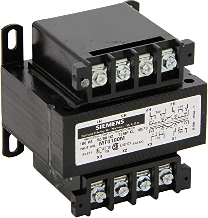 Hammond PH250MQMJ-FK Control Transformer With Fuse Kit 220//230//240//440//460//480 Volt Primary 110//115//120//220//230//240 Volt Secondary 250 VA Integrally Molded Terminal Block Connection