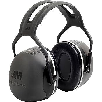 3M Peltor H540B Orejeras de protección, 1 unidad/caja, negro ...