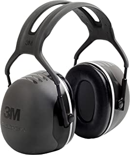3M PELTOR X Series Ear Muff, Headband, X5A