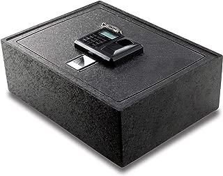 Viking Security Safe VS-14BL Top Opening Drawer Biometric Fingerprint LCD Keypad Safe