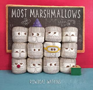 Most Marshmallows: (Children s Storybook,  Funny Picture Book for Kids)