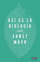 Así es la biología (Spanish Edition)