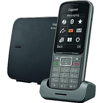 Gigaset SL750 Pro Téléphone sans fil Anthracite