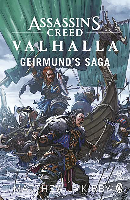 Assassin's Creed Valhalla: Geirmund's Saga (English Edition)