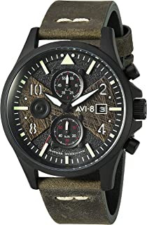 Hawker Harrier II Bulman Edition Watch - Black/Green