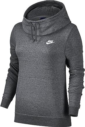 Nike pullover damen grau amazon