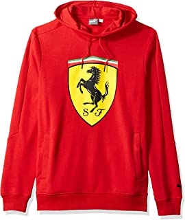 Motorsport Men's Ferrari Big Shield Pullover Hoodie