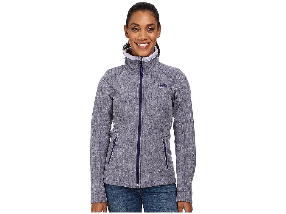 The North Face Apex Chromium Thermal Jacket (Garnet Purple Heather (Prior Season)) Women