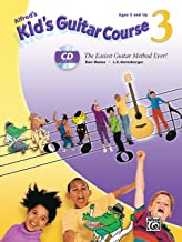 Alfred's Kid's Guitar Course 3: The Easiest Guitar Method Ever! (Book & Enhanced CD): The Easiest Guitar Method Ever!, Boo...