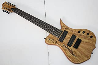 Musoo 8 String Electric Guitar With Hollow Body