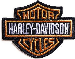 Harley Davidson patch geborduurde motorfiets biker patches badge ijzer/naaien op
