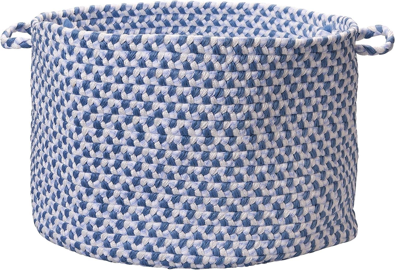 It Topics on TV is very popular MISC Daybreak Kid's Basket - Polye Blue Cotton Dream 14
