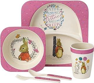 Beatrix Potter Flopsy Bunny Organic DinnerSet