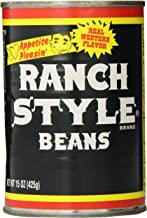 RANCH STYLE Black Label Black Beans, 15 oz. (Pack of 12)
