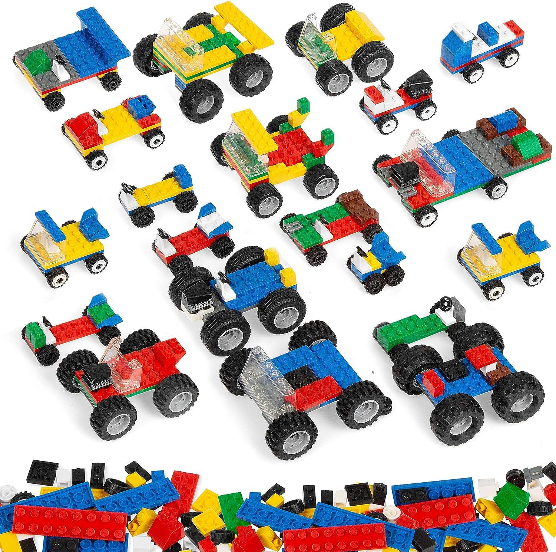 Play Platoon 500 Piece Building Bricks wi - Set Car Fashionable Long Beach Mall Kit