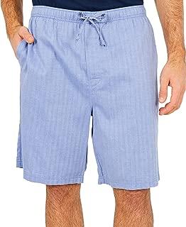 Nautica Men's Soft Woven 100% Cotton Elastic Waistband...