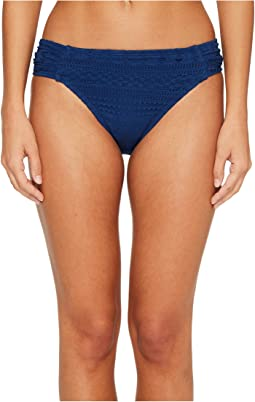 Crochet Olé Side Tab Hipster Bikini Bottom