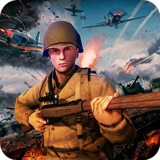 World War II FPS Shooting : Heroes of War