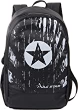 POLESTAR Amaze 30 LTR Black Casual/Travel Backpack with Laptop Compartment