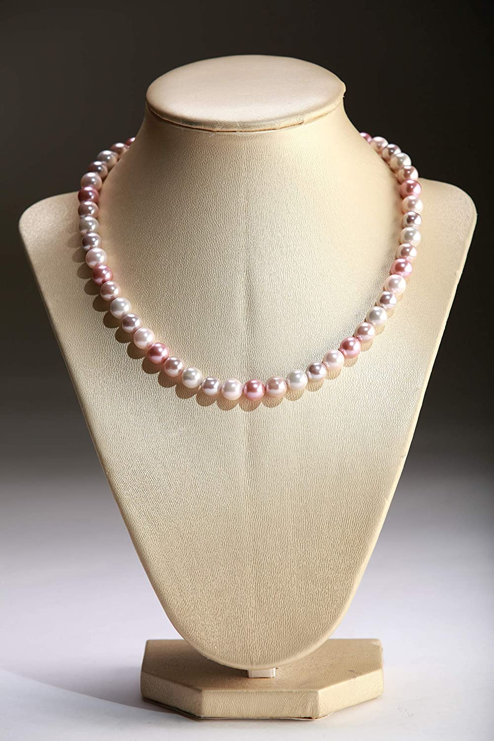 MOP Shell Max 66% OFF Pearl Necklace Magnetic Clasp Mail order cheap with