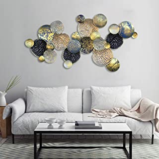 Craftter Extra Large Attractive Design Metal Wall Art Decorative Wall Sculpture