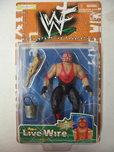 WWF Live Wire - Vader by Jakks Pacific