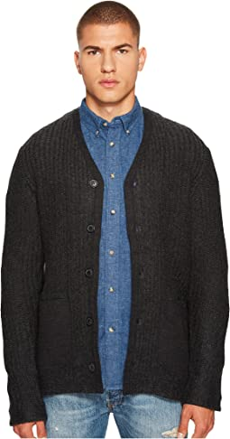 Levi's® Premium - Made & Crafted Cashmere Blend Novelty Sweater