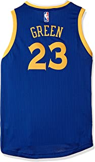 NBA Golden State Warriors-Draymond Green Youth Outerstuff Player Swingman Jersey-Road, Multi, Youth Large (12-14)