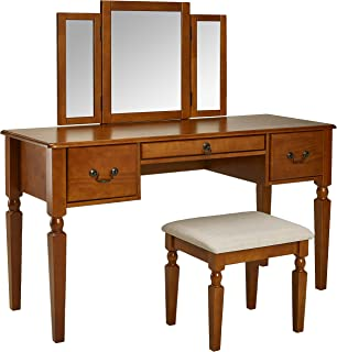Best small vanity set with mirror Reviews