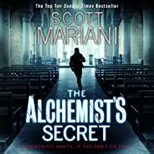 The Alchemist's Secret: Ben Hope, Book 1