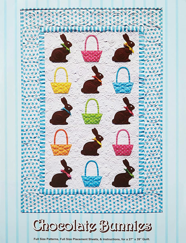 Amy Bradley Designs ABD274 Chocolate Bunnies Quilt Pattern