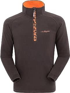 Men's Half-Zip Lightweight Fleece Pullover