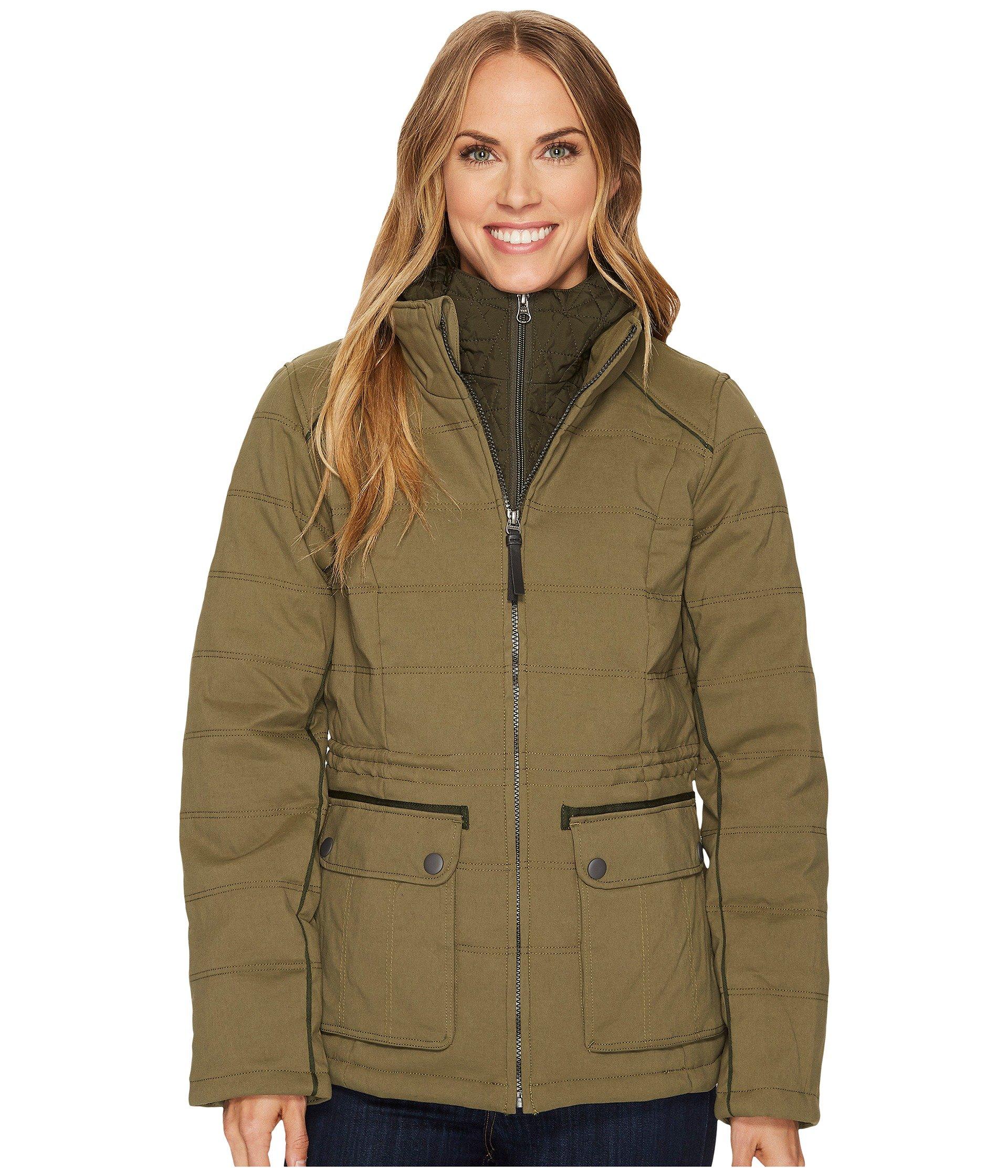 Prana Halle Insulated Jacket At Zappos Com