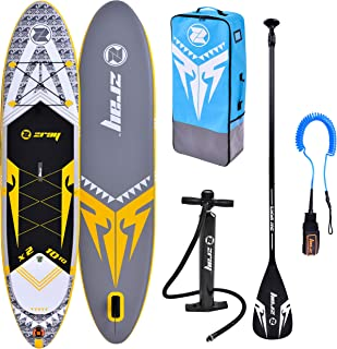 Zray X-Rider Deluxe Inflatable Stand Up Paddle Board