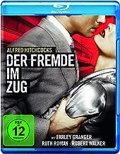 Der Fremde im Zug [Blu-ray] [Import allemand]