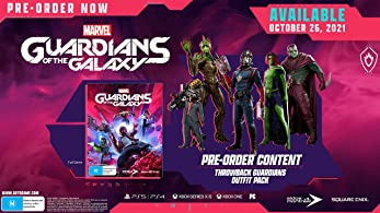 Marvel's Guardians of the Galaxy - PlayStation 5