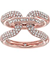 Michael Kors Iconic Link Pave Ring