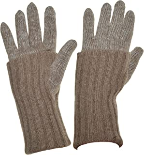 Cashmere and Lambswool Luxurious Knit Glove