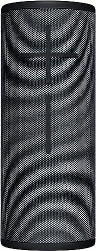 Ultimate Ears BOOM 3 Portable Waterproof Bluetooth Speaker - Night Black