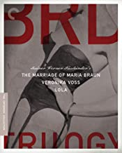 The BRD Trilogy Marriage of Maria Braun / Lola / Veronika Voss The Criterion Collection
