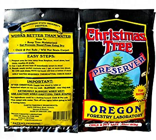 Oregon Forestry Laboratory Christmas Tree Preserver