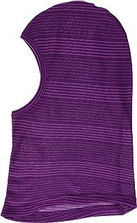 Odlo Unisex_Adult Face mask Originals Warm, Hyacinth Purple-Charisma-Stripes