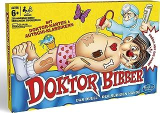 Hasbro Gaming B2176398 - Dr. Bibber Zabawka Dla Dzieci