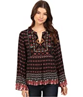 Hale Bob - City Explore Embroidered Top