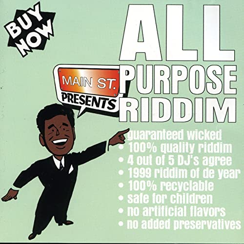 All Purpose Riddim by Various artists on Amazon Music - Amazon com