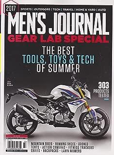 Men's Journal Gear Lab Special Magazine Summer 2017